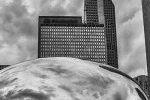 Chicago Bean, Millennium park