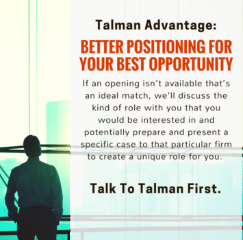 Talman Advantage